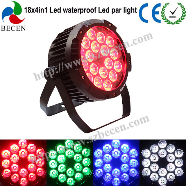 1 12pcs outdoor use 18x10w rgbw 4in1 waterproof led par light ip65 1 12pcs outdoor use 18x10w rgbw 4in1 waterproof led par light ip65 dmx dj lighting aloadofball Choice Image