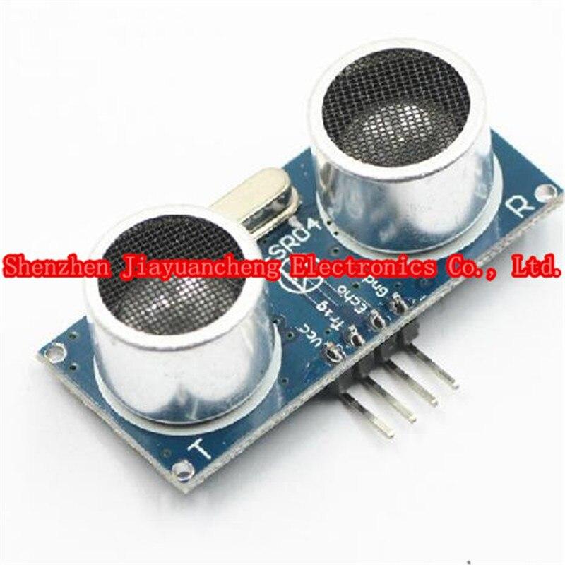 Ultrasonic Module HC-SR04+ Distance Measuring Transducer Sensor HC-SR04 perfect upgrade support 3.3V work hc sr04 ultrasonic module distance measuring transducer sensor with mount bracket