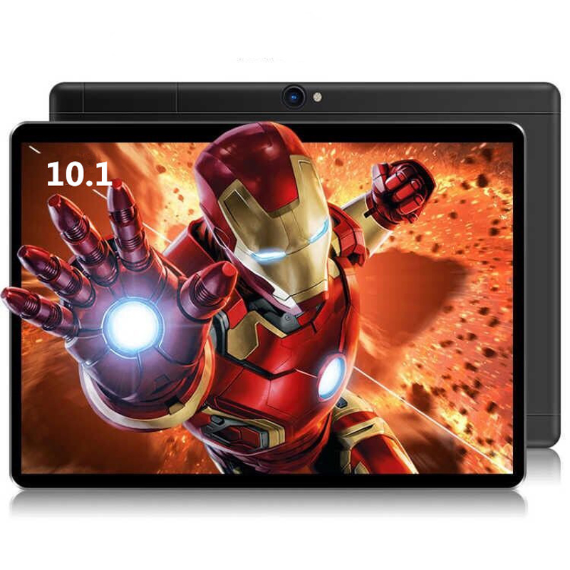 MT8752 S109 10.1 'tablettes Android 8.0 Octa Core 32 GB ROM double caméra 5MP double SIM tablette PC GPS bluetooth téléphone