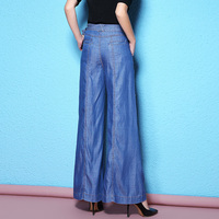 The Wind In Autumn New Women S Jeans All Match Waist Straight Pants Skinny Jeans Show