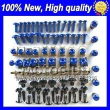 Parafusos da carenagem kit parafuso completo Para HONDA GL1800 Goldwing 01 02 03 04 05 06 07 08 09 10 GL 1800 GL-1800 Brisas parafusos parafuso Nozes