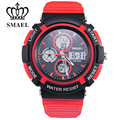 Big SMAEL Brand Sport Watch Men Colorful Dual Time Wristwatch Analog-Digital Watch Quartz relogio masculino montre homme WS1310