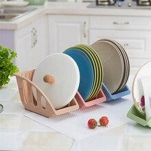 Один слив пластина кухонный держатель ложки и миски, полка для посуды принадлежность для раковины сушилка для посуды Полка для сушки Органайзер стеллаж для хранения B25