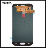 Sinbeda For Samsung Galaxy A5 2017 LCD Display For A520 A520F SM A520F Black Or Gold
