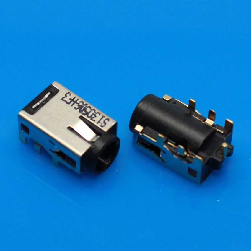 1x NEW DC Power Jack Connector for Asus Ultrabook VivoBook S200E S400CA X202E S201E X201E S200 X200 DC jack wzsm new dc power jack socket for asus vivobook zenbook ux32a q200e x202e s200e s400ca ux31a ux31 ux32vd x201e s201e s202e