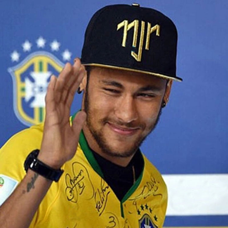 New Neymar Snapback Polo Hats For Men Fashion Gorras Planas Hip Hop NJR Cap Men Women Bones Masculino Hot Brand Baseball Caps 2016 new kids minions baseball cap fashion adjustable children snapback caps gorras boys girls gorras planas hip hop hat 2202