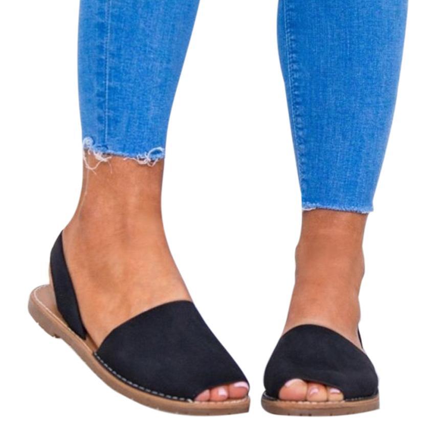 Neue Stil Flache Sandalen Für Frauen Sommer Weave Hohl Gelee Schuhe Weiche Kunststoff Strand Schuhe Frau Urlaub Einzigen Schuhe Frauen Schuhe