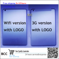 For ipad mini 1 3G version WIFI version Battery Door Back Rear Housing Cover Case Replacement Parts Test ok,+tracking