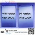 Para ipad mini 1 3g versão versão wi-fi tampa traseira porta traseira da bateria caso de substituição de peças de teste ok, + rastreamento