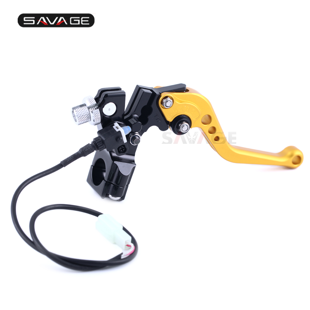 LessEffortShortyClutchLeverAssembly For MV Agusta Brutale 675 800 F3 675 F3 800 AGO 2016 Motorcycle Accessoriess CNC Short in Levers Ropes Cables from Automobiles Motorcycles