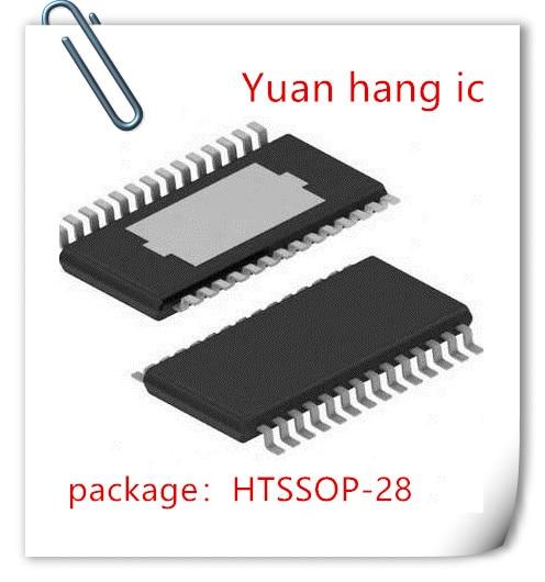 NEW 10PCS LOT DRV604 DRV604PWPR DRV604PW HTSSOP 28 IC