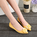 2016 Summer new style pointed toe shallow mouth shoes sequined soft sole anti-skidding fashion women flats ST755