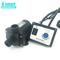 Bringsmart JT 1000B3 3000L/H 7M High Flow Rate 12V DC Brushless Booster Water Pump 24V Submersible Pump with Speed Controller