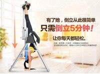折りたたみ反転テーブルカイロプラクティック腰痛緩和治療フィットネスエクササイズヘビーデューティ600 lbs耐荷
