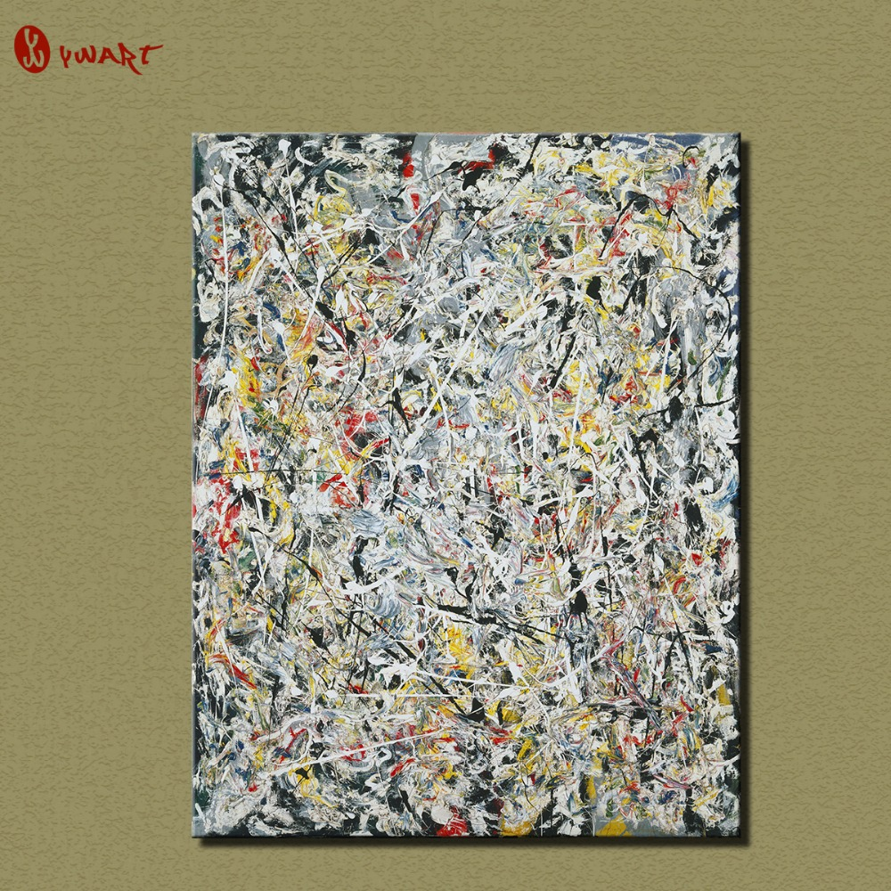 Compare Prices On Jackson Pollock Painting Online Shopping Buy Low Price Jackson Pollock