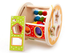 New wooden toy Multifunction Intelligence Box blocks baby educational gift Free shipp