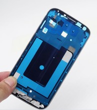 Original New Top Quality For Samsung Galaxy S4 i9505 Front Bezel Frame Faceplate Housing Middle Cover