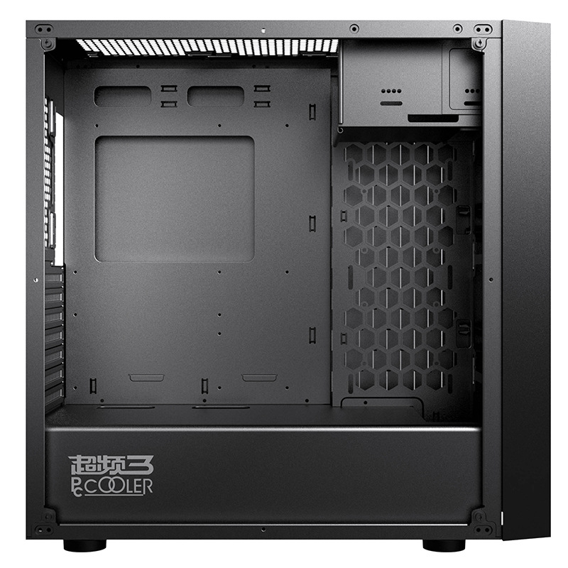 Water Cooling Desktop Computer Case 485*490*225mm For ATX/ m-atx Motherboard Support 12inch Fans With HDD SSD Stent