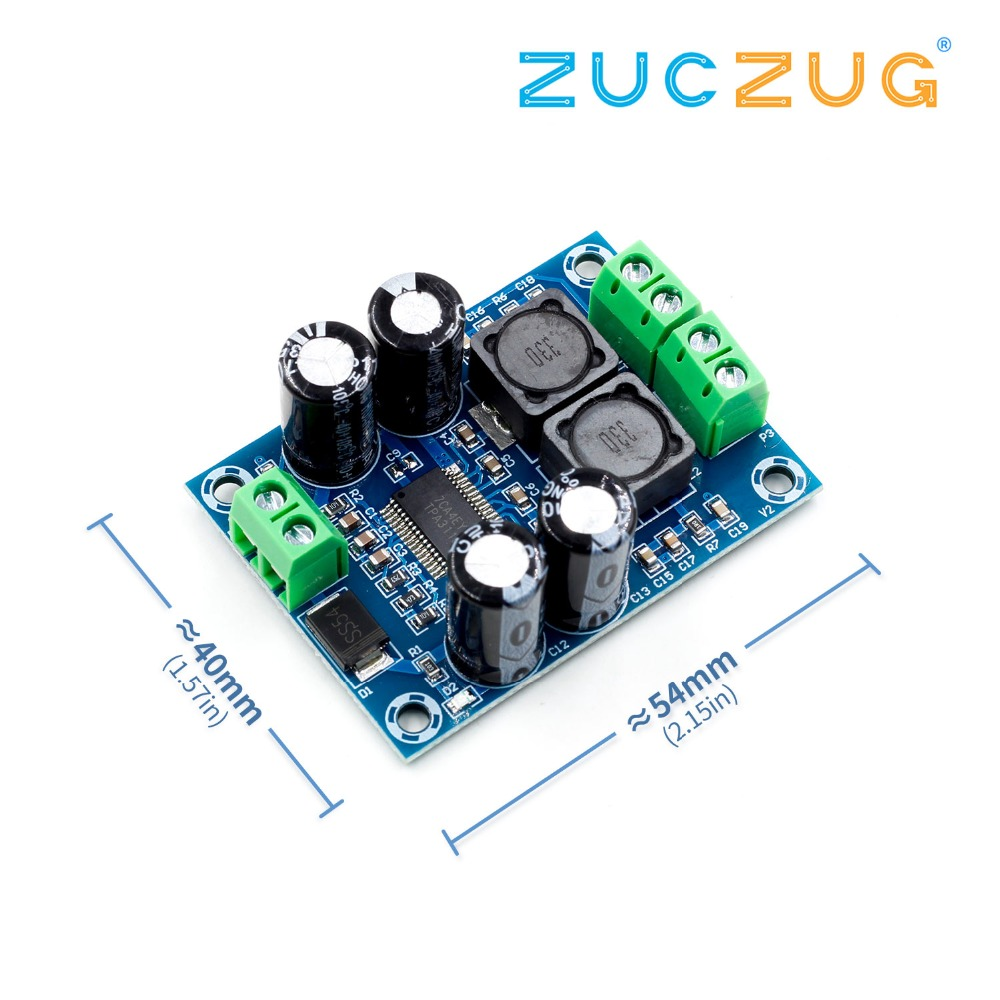 Consumer Electronics Useful Full-tpa3118 2x30w 8-26v Dc Stereo Audio Bluetooth Digital Power Amplifier Board For Diy Toys Model Amplificador Amplifiers Accessories & Parts