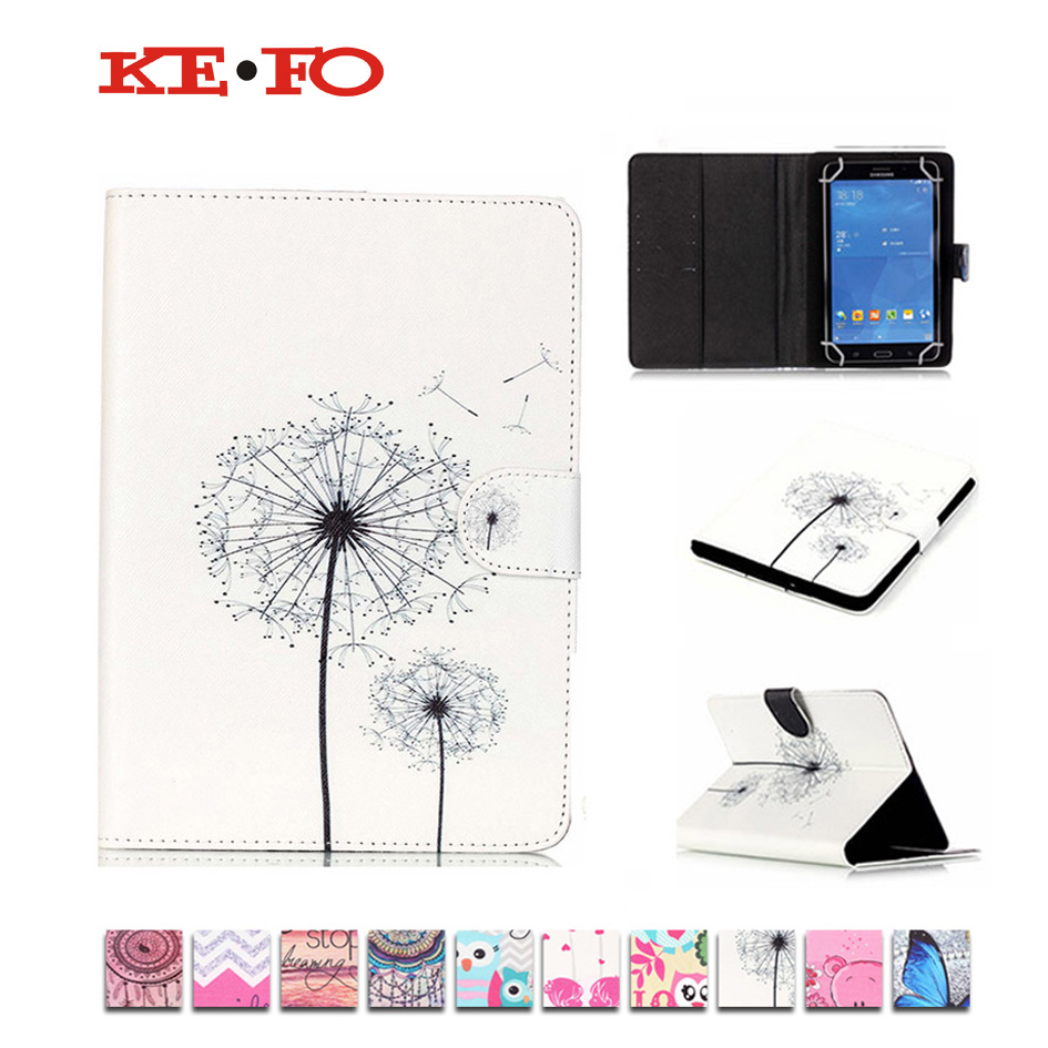 PU Leather Case Stand Cover For Prestigio MultiPad Journey 7.0 3G Universal 7 inch Table ...