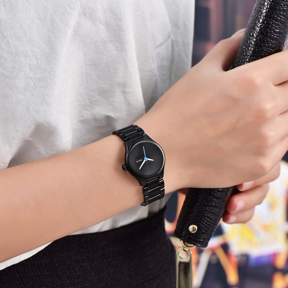 Benyar-Ladies-Fashion-Simple-Quartz-Watch-Women-Black-Stainless-Steel-Waterproof-Wrist-Watch-Female-Clock-relogio