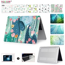 Hot Picture Case For Apple Macbook Air 13 Pro Retina 11.6 12 13.3 15.4 inch Laptop Bag New Touch bar