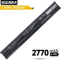 GZSM Laptop batarya K104 800049 001 HSTNN DB6T HSTNN LB6S HP N2L84AA TPN Q158 Star Wars özel baskı 15 an005TX pil