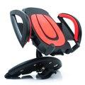 De alta Calidad de 360 Grados Rotationg Slot Dash CD Car Soporte Del Teléfono Celular soporte para samsung s4 s5 s6 edge + para iphone car mount soporte