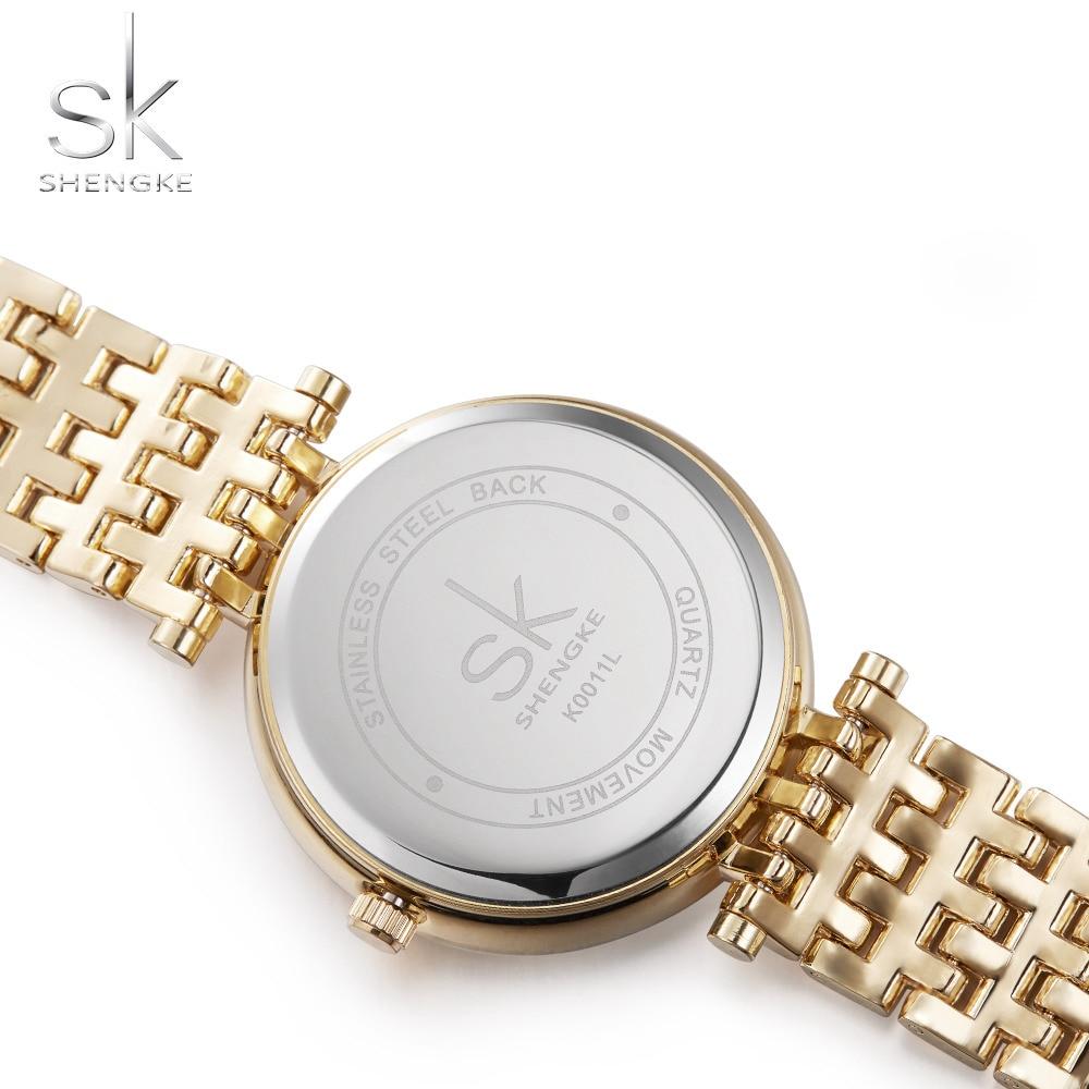 SK Silver Watch Women 2018 Horloges Luxe Waterproof Horloges Dames - Dameshorloges - Foto 3