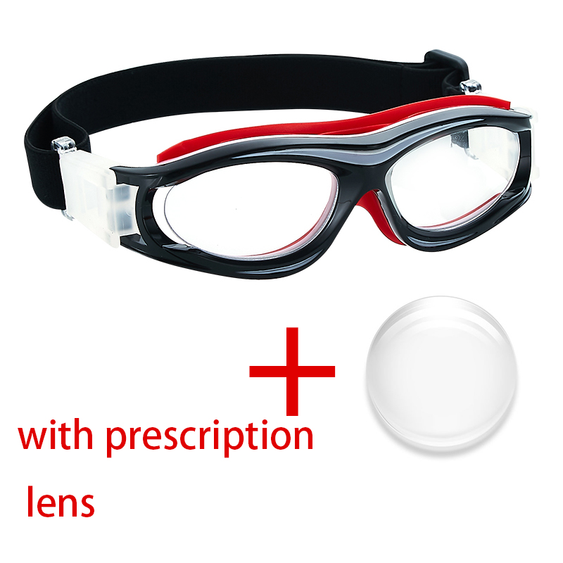 Stgrt Prescription Sports Goggles For Kids Can Put Moypia Lens Can Playing Football Protector Eyewear