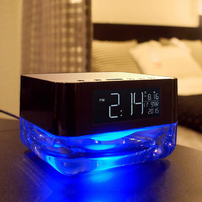 Radio Alarm Clock With Light Unique Alarm Clock