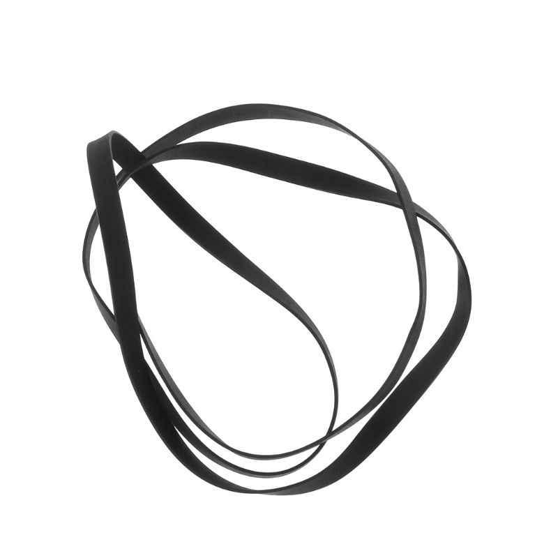 45-120 Mm Đa Năng Các Loại Phổ Biến Bằng Phẳng Dây Cao Su Phối Băng Cassette Máy Đai Ròng Rọc Ổ Dây Cho Đầu Ghi máy Nghe Nhạc CD DV