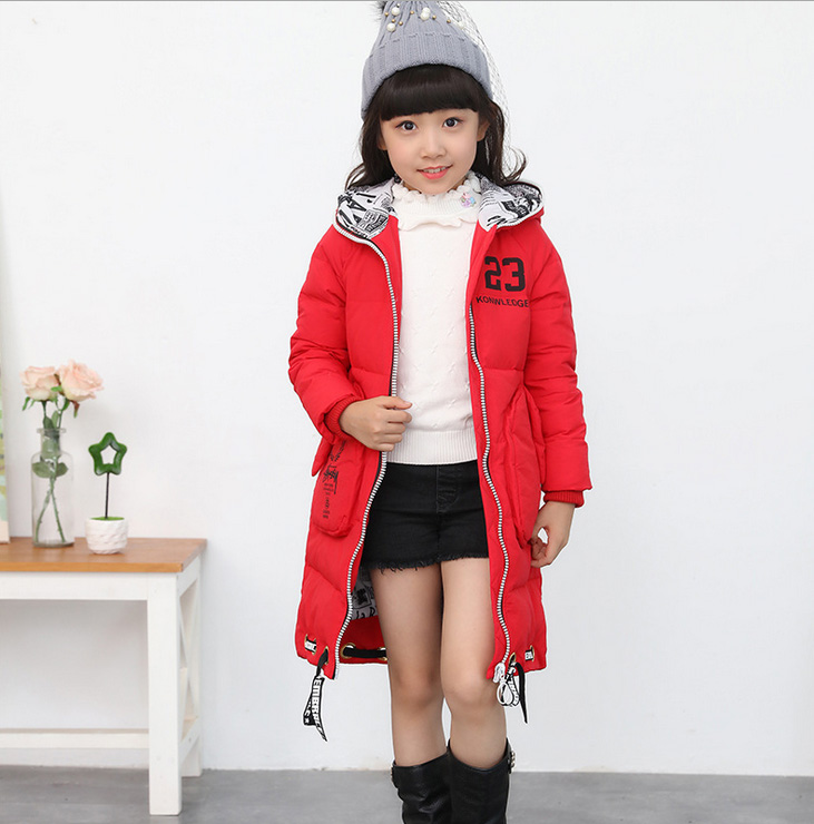 Aliexpress.com : Buy kids coats girls winter 2017 new baby winter ...