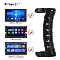Auto Lenkrad Control DVD 2din android Fenster Bluetooth Taste Universal wireless lenkrad fernbedienung anzug 7018b