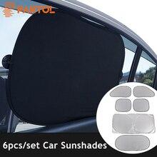 Partol araç ön camı Kapağı Otomobil Güneşlik Yan Kalkan Cam Güneşlik Kapak Yaz Ön Arka Pencere Camı Kapağı