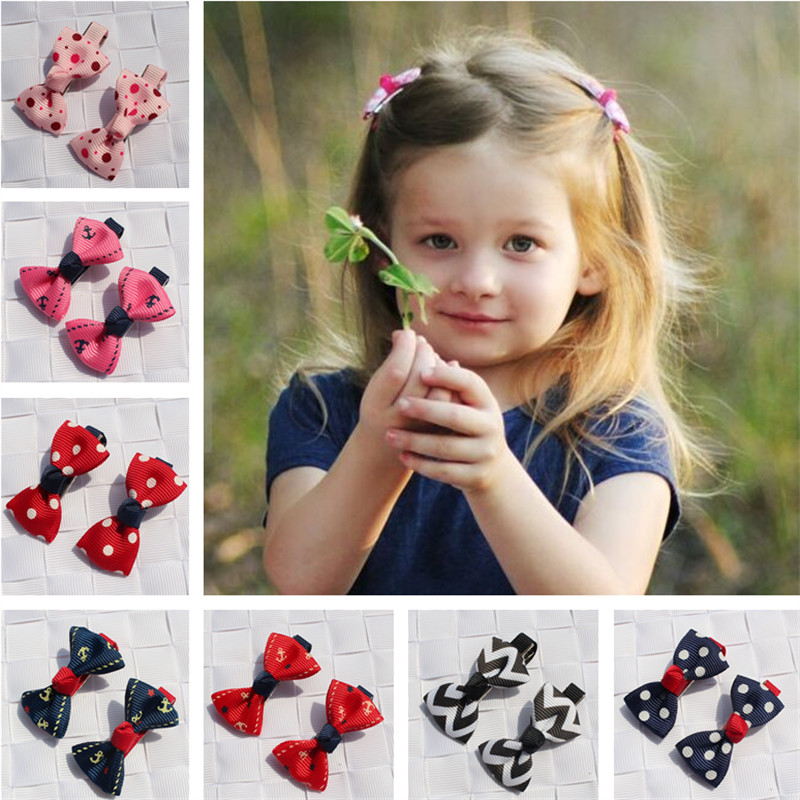 2pcs/lot hair accessories flower barrette for girl tiara kids hair clip cute clips fashion baby girls hairpin hairclip menina* 10pcs lot small flower baby kids hair