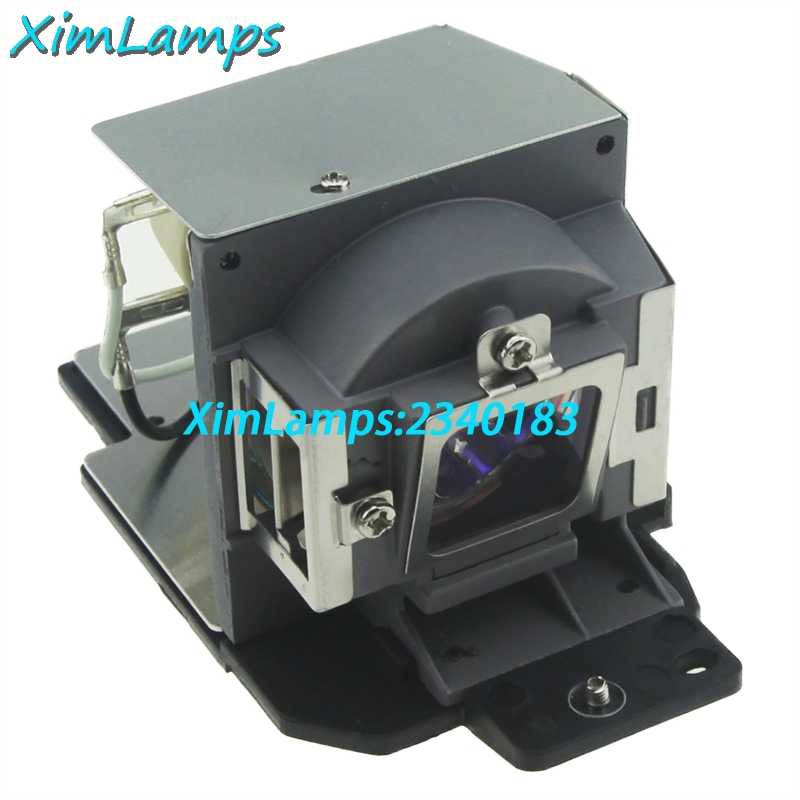 XIM Lamps Replacement Projector Lamp with Housing 5J.J0T05.001 FOR BENQ MP722ST/MP772ST/MP782ST xim lamps replacement projector lamp cs 5jj1b 1b1 with housing for benq mp610 mp610 b5a