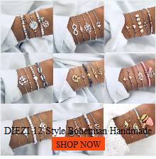 DIEZI Drop Shipping 2018 New Fashion 108 Mala Beads Sky Blue lotus Strand Bracelet Yoga Bracelet Necklace For Women Jewelry