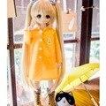 [Wamami] Мода Водонепроницаемый Маленькая Утка Желтый Прозрачный и Плащ Плотно 1/3 SD BJD Dollfie
