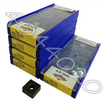 SNMA120408 YBD152  SNMA432 YBD152  10pcs/box ZCC-CT New original Carbide blade