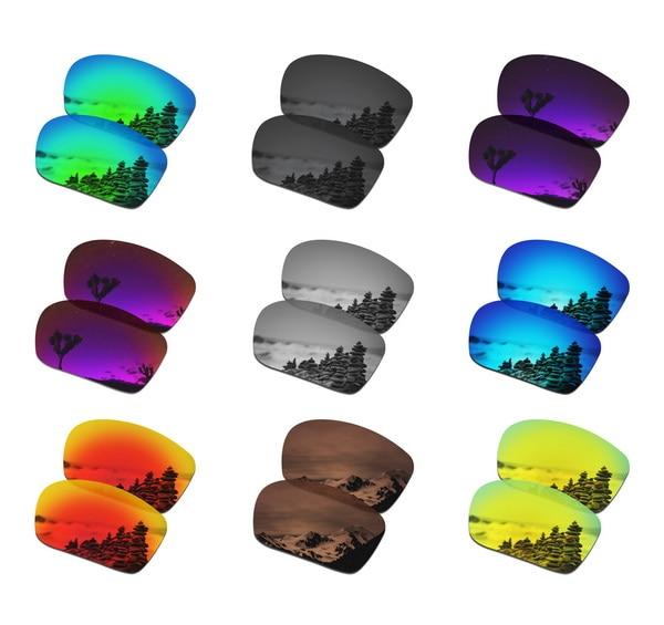 SmartVLT Polarized Replacement Lenses For Oakley Triggerman Sunglasses - Multiple Options