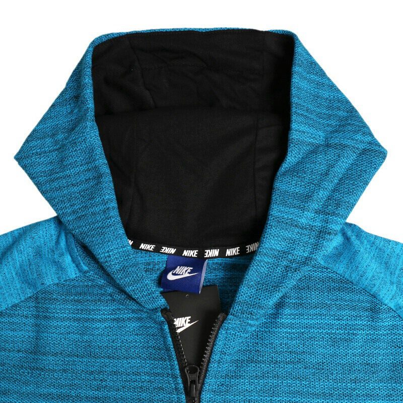 Original New Arrival NIKE NSW HOODIE FZ AV15 KNIT Men s Jacket Hooded  Sportswear. sku  32960271365 51dc0e7b790e
