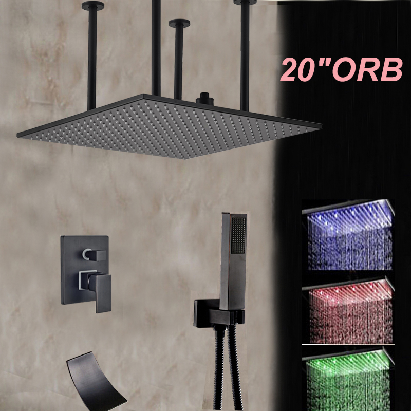 Wholesale And Retail LED Oil Rubbed Bronze 20