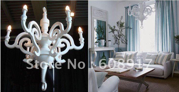 Aliexpress Buy Holand Hot Selling 6 Light Moooi Paper – Moooi Paper Chandelier