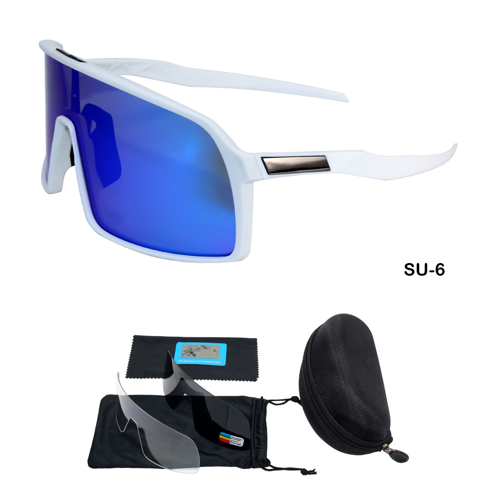 4d91d22f7bec 3 Lens Outdoor Cycling Glasses Mountain Bike Goggles Bicycle Sunglasses Men Cycling  Eyewear sports sunglasses-in Cycling Eyewear from Sports & Entertainment