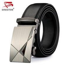 DINISITON Men belt Genuine Leather Belts