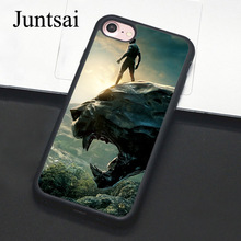black panther coque iphone 7