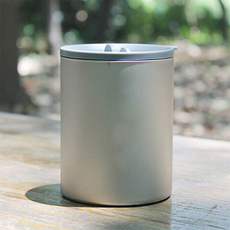 ФОТО Keith Hot Sale 600ml Mugs Titanium Double-wall Mug With Lid Anti-acid No Scale No Odor Drinkware Camp Picnic Hiking Cup Ti83