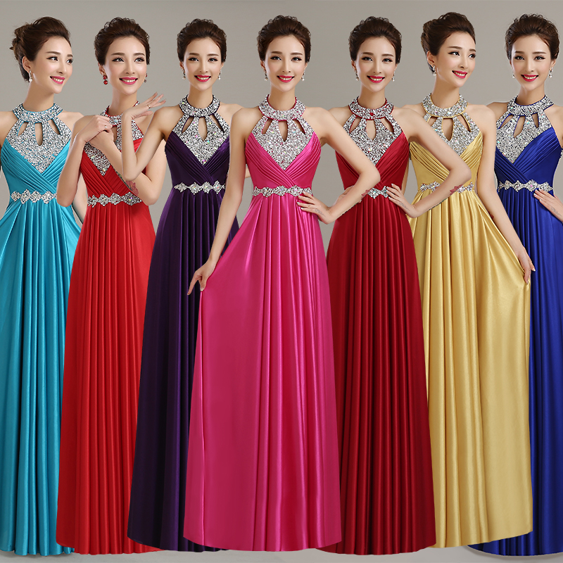 New Arrival A line Evening Dresses Formal Long Evening Gowns Dress ...