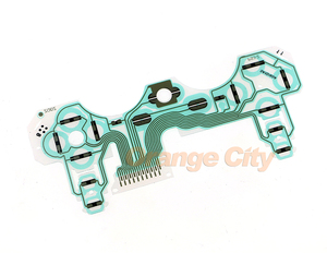 Image 2 - Chengchengdianwanためps3 SA1Q160Aコントローラ回路基板pcbリボンコントローラー導電性フィルム30個100個